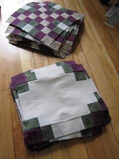 triple irish chain quilt pattern | ... irish chain quilt patterns japanese quilt…