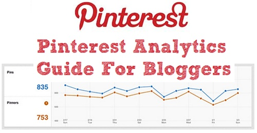 Pinterest Analytics Guide For Bloggers - DIY Newlyweds