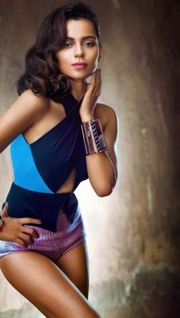 Kangana Ranaut's photoshoot for Vogue India magazine JAN 2014 #Fashion #Style #Bollywood #Beauty