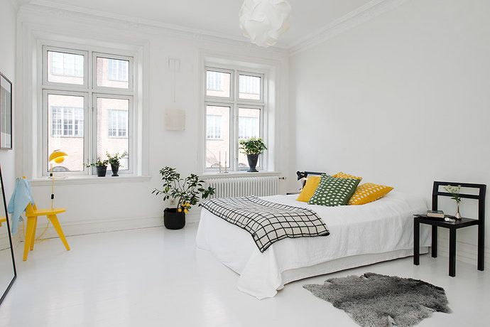 Sovrum - Linnéstaden