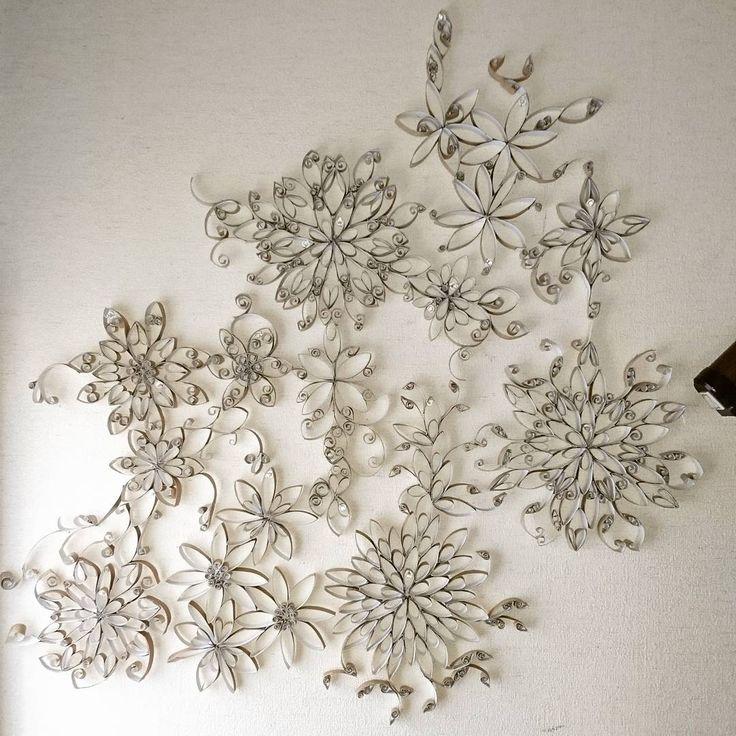 実はトイレットペーパーの芯で作ってます!芸術アイデア集☆ | Handful