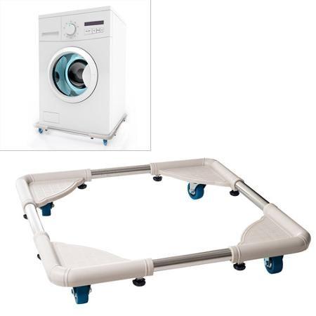 Stalwart Adjustable Telescopic Furniture Dolly Roller - Walmart.com