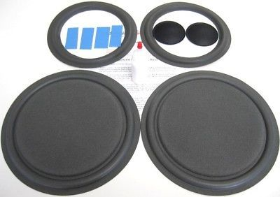 Speaker Parts and Components: Ess Tempest And Model 8 Speaker Repair Kit - 8 Woofer And 10 Passive Radiators -> BUY IT NOW ONLY: $49.45 on eBay!