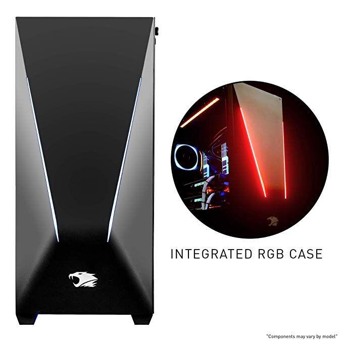 Ibuypower Gaming Pc Desktop Trace 9220 Liquid Cooled Overclockable
