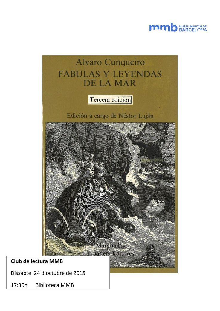 Fábulas y leyendas del mar / Álvaro Cunqueiro