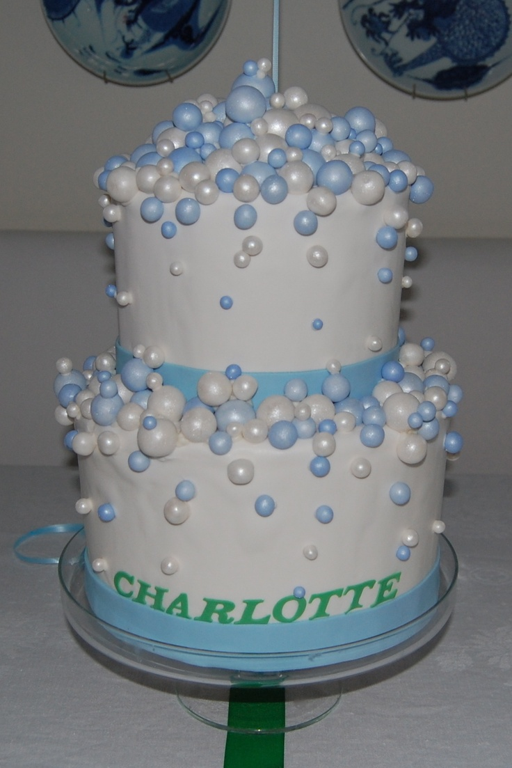 Bubble Cake Would Be A Fun Birthday Cake Cake