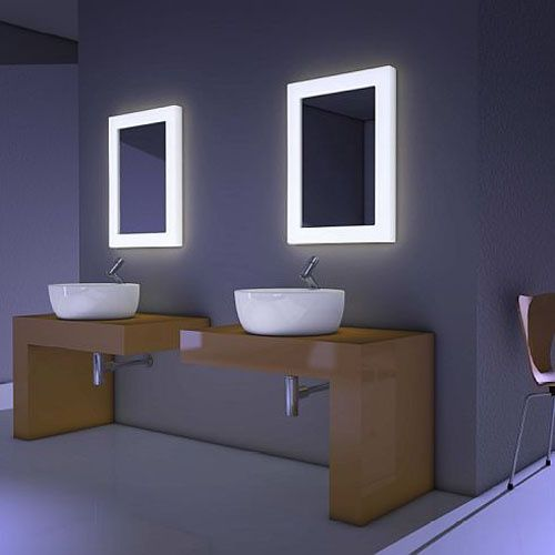 Bathroom Lighting Remodelista: 8 Best Led Strip Lights In Bathrooms Images On Pinterest