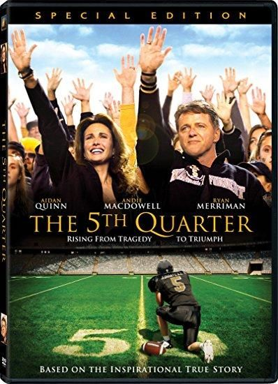 Ryan Merriman & Aidan Quinn & Rick Bieber-The 5th Quarter