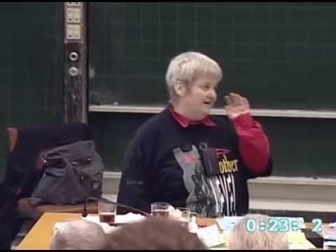 Der Witz und das schwarze Loch - Vera Birkenbihl - YouTube