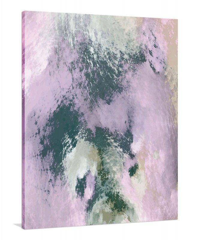 Blushing Violet | Canvas PrintThe Block Shop - Channel 9