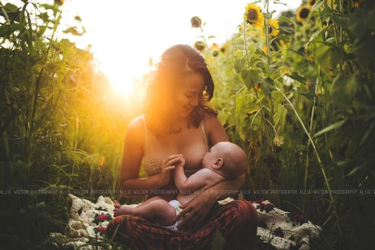 breastfeeding pictures