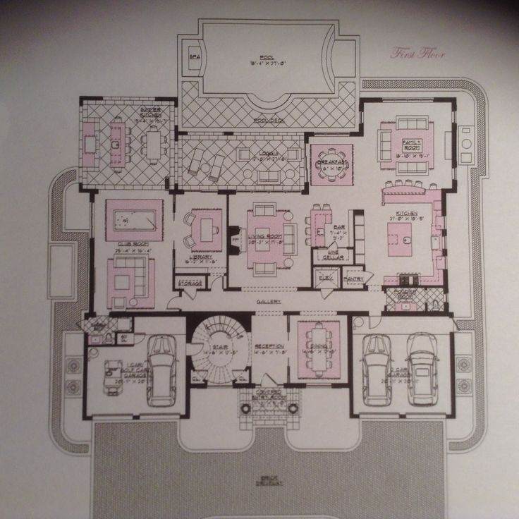 907 best Floor plans I like images on Pinterest Floor plans House