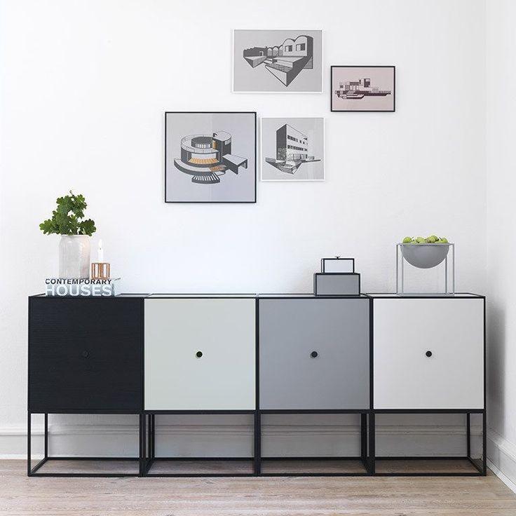 Frame Sideboard by Lassen