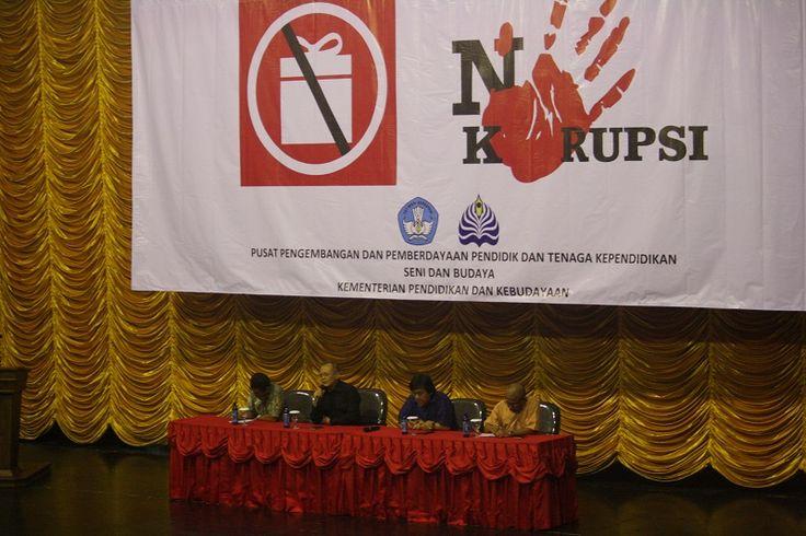 Galeri Foto - PPPPTK Seni dan Budaya Deklarasi Pembangunan Zona Integritas / Wilayah Bebas Korupsi