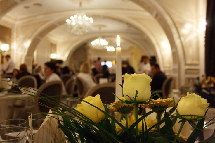 Luxury Adventure: Gala Dinner at the Grand Hotel Continental