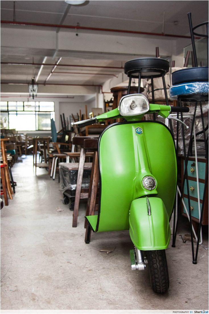 12 Undiscovered Second Hand Furniture Shops In Singapore To Find The Most Amazing Antiques - TheSmartLocal
