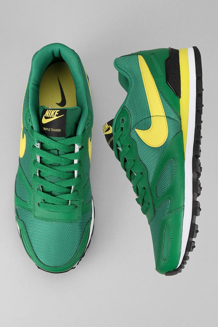 Nike Air Waffle Trainer Sneaker  #UrbanOutfitters