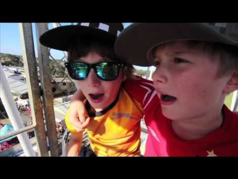 Australia: Two young brothers use song and dance, and a YouTube video, to support fundraising campaign for a solar system that would power classrooms. | One Step Off The Grid