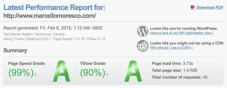 Speed test per misurare la velocità di un sito web. Argomento sconosciuto? Non per aziende e professionisti attenti ad un ottimo risultato.