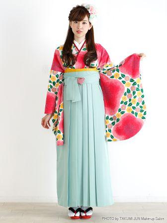 前髪なし?編み込み?卒業式の袴&ドレスに似合う【ロング】の髪型 - curet [キュレット] まとめ