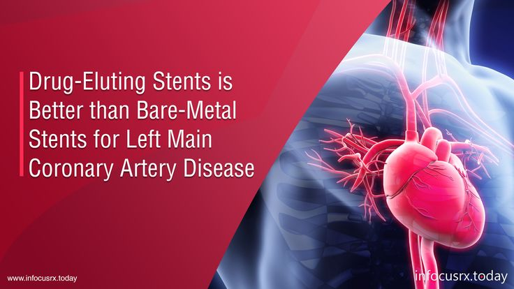 Coronary artery disease is one of the most common types of heart disease. It is characterized by formation of cholesterol in the walls of the coronary artery. Stents are used to treat this disease condition. Drug-eluting stent is safe, effective and better than bare-metal stent.
