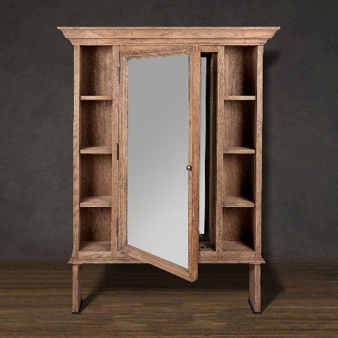 Зеркало Хуго (FD8919-2) купить в интернет-магазине дизайнерской мебели Cosmorelax.Ru