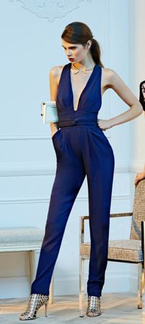 Catherine Malandrino Jumpsuit Outfits | Spring/Summer