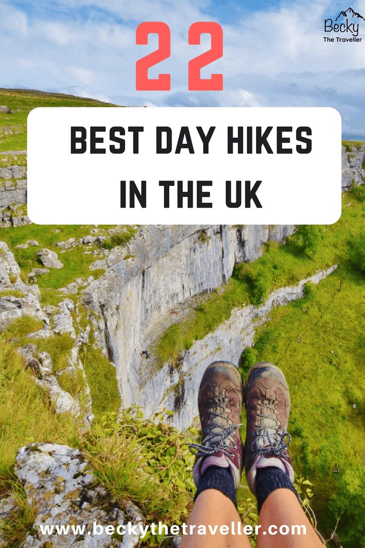 Hiking UK - best day hikes in the UK. A list of the best day hikes in the UK from Travel bloggers. Best hikes in England. Best hikes in Northern Ireland. Best Hikes in Scotland. Best hikes in Wales. Includes bloggers favourite hikes plus top tips, hiking distance and hiking time for completing the walks. Hikes include Scafell Pike, Dovedale Walk Peak District, Ben Nevis, Pen y Fan, Edinburgh Leith, St Agnes, Conic Hill. And many more. Best hikes | Best walks | Day hikes | UK hiking | UK…