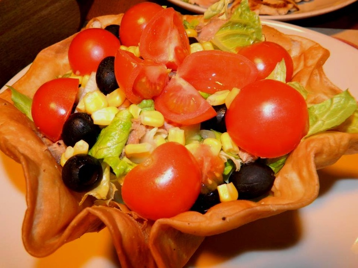 Fish Salad, ottima per le cowgirls!