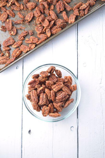 how to make cinnamon sugar nuts