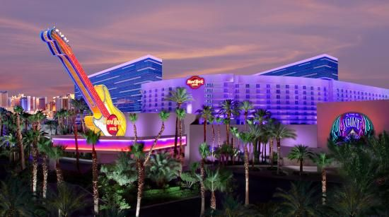 Hard Rock Hotel and Casino, 4455 Paradise Road, Las Vegas, NV 89169 USA. - #Casinos-of-Mayfair.com