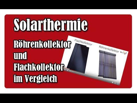 Für Solarthermie-Anlagen sind die Kollektoren die entscheidenden Komponenten. Wir stellen Euch die unterschiedlichen Arten von Solarthermieanlagen vor, denn im direkten Vergleich unterscheiden sich Flachkollektor und Röhrenkollektor deutlich voneinander, auch wenn die Funktionsweise prinzipiell gleich ist. Der Vergleich kann zeigen, unter welchen Umständen welcher Kollektor geeignet ist. Denn sie unterscheiden sich sowohl im Preis, als auch in ihrer Leistungsfähigkeit und ihren…