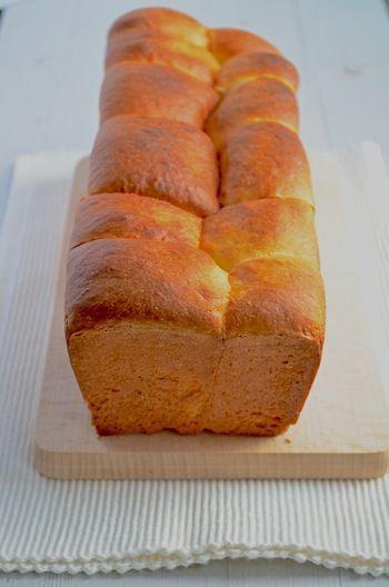 Brioche brood, suiker, boter....misschien toch niet zo healthy maar wel homemade en zeker nom nom!