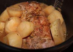 Pressure Cooker Pork Tenderloin Roast