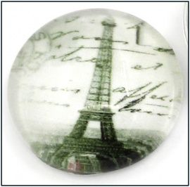 Glazen cabochons Parijs