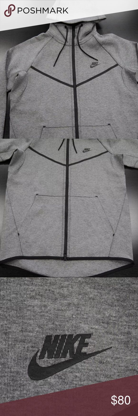 Nike Tech Fleece Windrunner Hoodie Carbon Black 100% Authentic 🔹 We are a very negotiable service 🔹 We provide overnight shipping and express shipping 🔹 Our transactions are made through third party applications 🔹 If you are interested in buying this product please contact us @ 201-496-0366 🔹 Nike Sweaters Zip Up