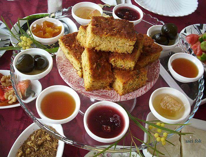 Ağız Tatlılığı Kadim Reçellerimiz                        -  Nurdan Çakır Tezgin #yemekmutfak
