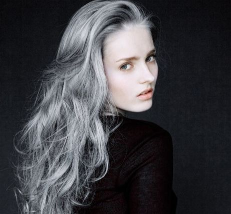 57 best crown of glory white gray hair images on pinterest hairstyles short hair and