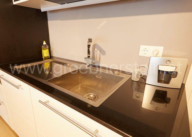 7 best Nero Assoluto Küchenarbeitsplatte images on Pinterest - handtuchhalter küche ausziehbar edelstahl