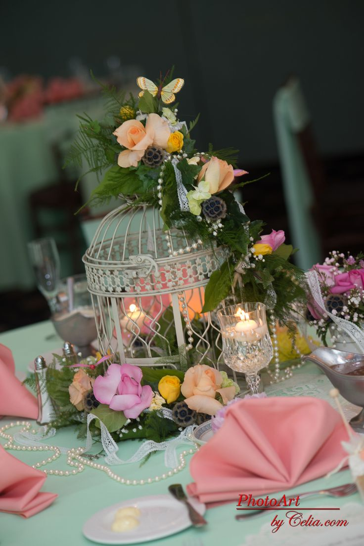 Best images about bird cage centerpieces on pinterest
