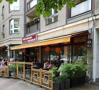 Samadhi Vegetarisches Restaurant - Vegan in Berlin Mitte am Brandenburger Tor