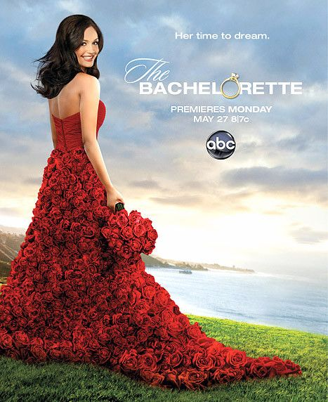 The Bachelorette ~ I live vicariously through these shows. Oh romance, where have you gone?