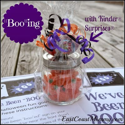 Booing 2013... our Halloween tradition continues {with free printables}