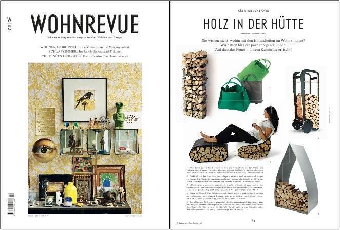 Wohnrevue Switzerland & Fleimio Trolley Oct-2014