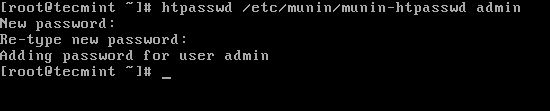 Install Munin (Network Monitoring) in RHEL, CentOS & Fedora