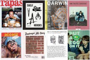 Basılı inatlar: Dünyadan ilham verici dergi fikirleri