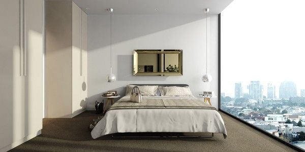 beautiful studio bedrooms