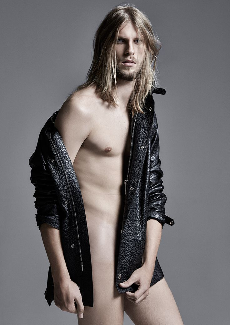 Men With Long Hair Nude