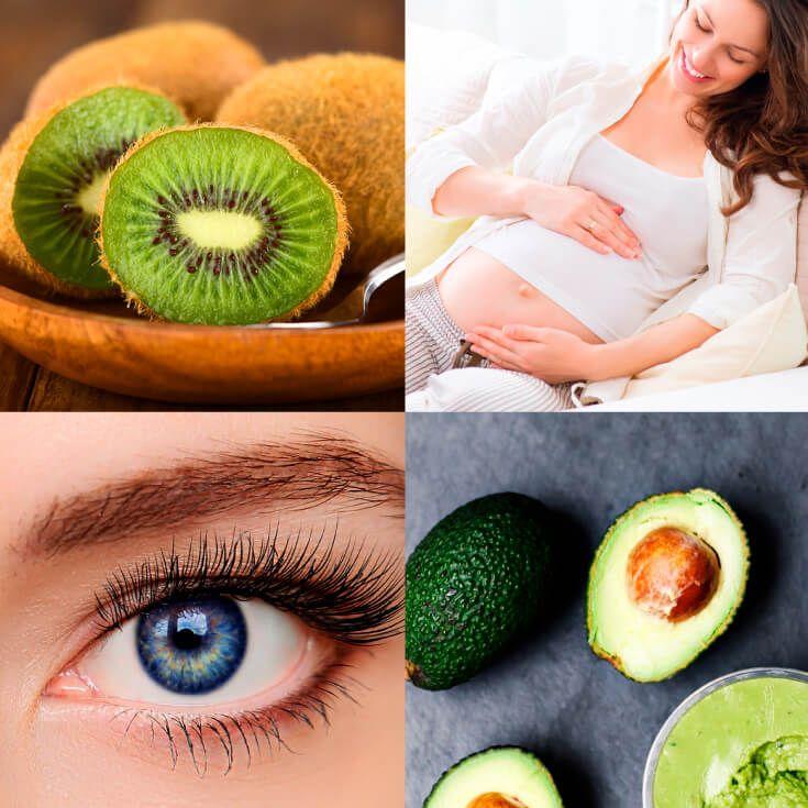Vitamin E Benefits, Foods