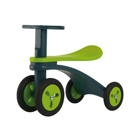 Triciclo HOPPOP Locco Lime